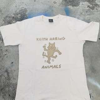 Uniqlo x Keith Haring Shirt