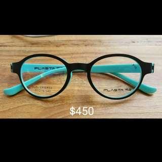 Plasta 90 眼鏡框