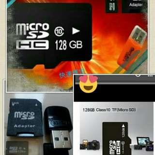 🚚 全新SD 128g記憶卡