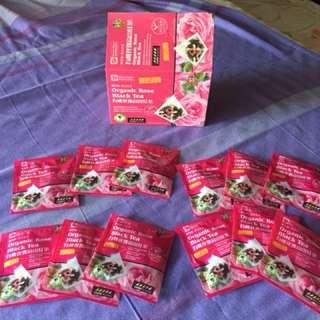 🚚 有機玫瑰高山紅茶(3包一組)