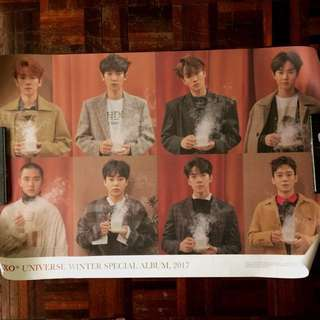 EXO | Universe | Group Poster