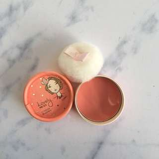 Blush On The Face Shop