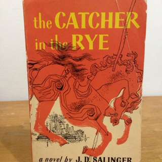The Catcher in the Rye #MoveOn