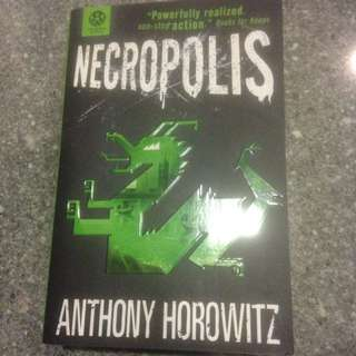 Special: NECROPOLIS by Anthony Horowitz