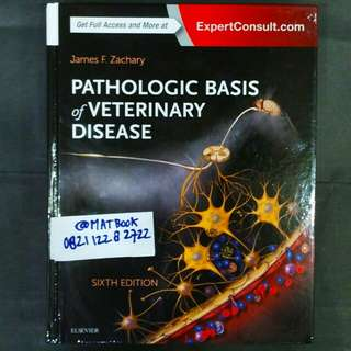 PATHOLOGIC BASIS OF VETERINARY DISEASE 6ED
