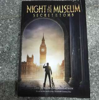 Special! Night At The Museum - Secret Of The Tomb