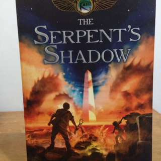 The Serpent's Shadow #MoveOn