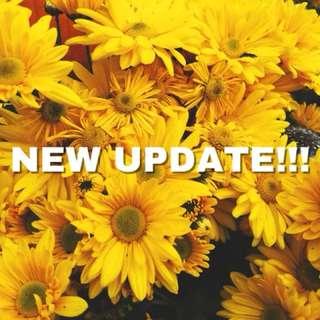 NEW UPDATE 💓
