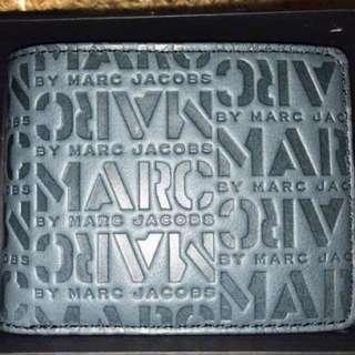 全新 Marc by Marc Jacob 男裝 銀包 錢包 情人節 推出特價 真品 自殺式殺價