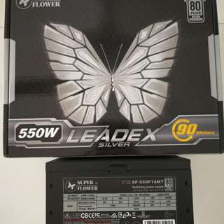 Superflower Leadex Silver 550W