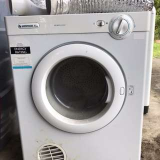 Simpson Eziloader 4kg Dryer