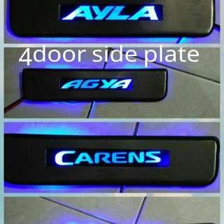 Sill plate agya