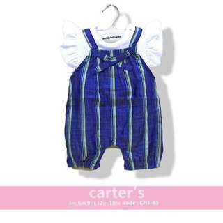 Carter's Girls Dress Outfit