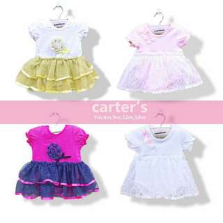 Carter's Girl Dress outfit
