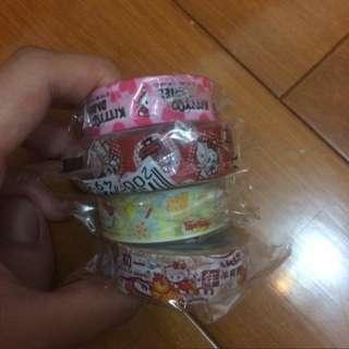 🚚 Hello Kitty 紙膠帶