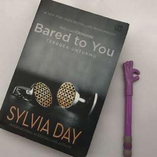 Novel Bared to You New York Times Best Selling