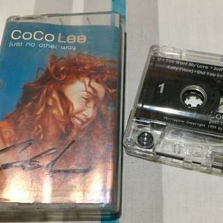 90's cassettes