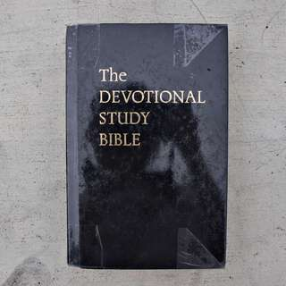 The Devotional Study Bible