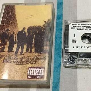 90's HipHop cassettes