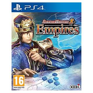 (Brand New Sealed) PS4 Game Dynasty Warriors 8 Empires.