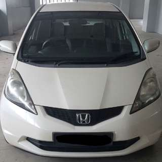 Honda Jazz Fitt 2010 , Reg sing, Condition Very Good‼️