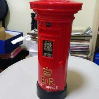 香港郵政署1997年 英國郵筒錢罌