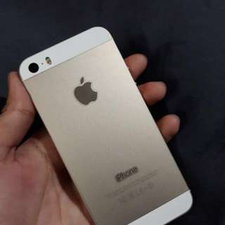Iphone 5s (champagne gold) 32gb gpp lock