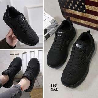 Nike Men Sport Shoes #865#4  Kualitas: Semi Premium Material: Flyknit Variant: Gray, Green, Black Heels: 3 cm Berat: 0.8 kg Insole: 40 : 24.5 cm 41 : 25 cm 42 : 25.5 cm 43 : 26 cm 44 : 26.5 cm  H 210rb