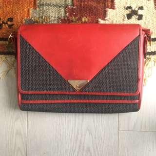 Authentic YSL vintage shoulder bag