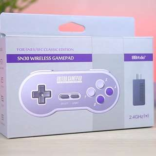 8bitdo SNES mini wireless controller