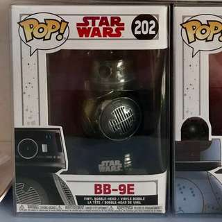 Funko Pop! - BB 9e & Resistance BB Units