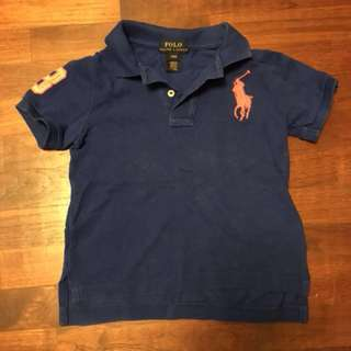 Ralph Lauren Polo Tee for boys