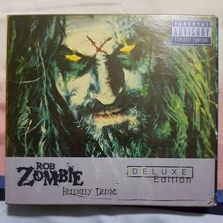Rob Zombie - Hellbilly Deluxe Edition (Original CD and DVD)