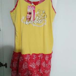 Barbie dress $5