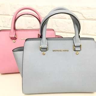 🈹️Michael Kors Selma medium leather bag 袋
