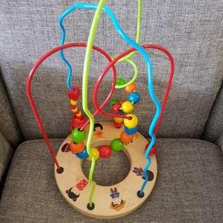 Baby geometric toy