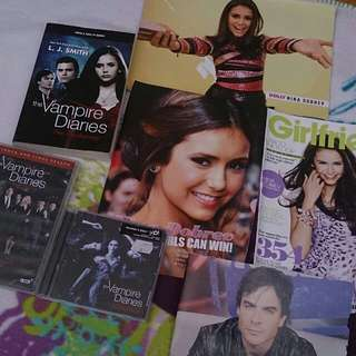 Vampire Diaries bundle