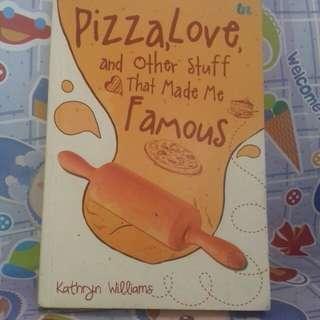 Novel Pizza Love