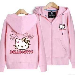 Sc: hello kitty jacket
