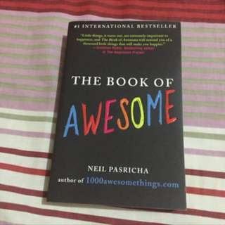 The Book Of Awesome By Neil Pasricha