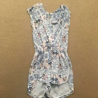 Sheike playsuit
