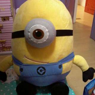 Minion stuffed toy