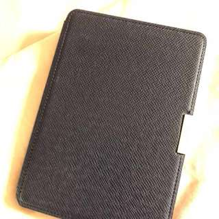 Original Kindle leather cover