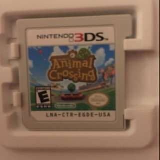 animal crossing new leaf for Nintendo 2DS/3DS. Willing to change the price.