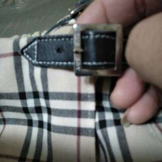 🚚 Burberry 經典格紋裙