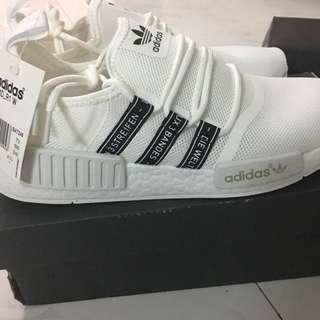 Adidas NMD R1 'White World'