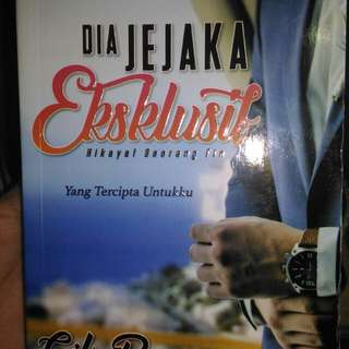 Malay novel dia jejaka exclusive