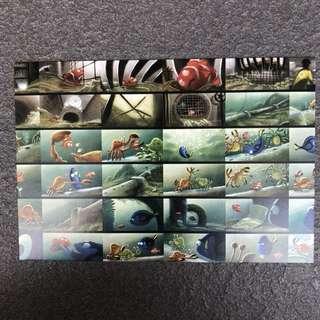 Pixar Finding Nemo Postcard