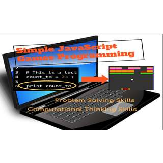 Computational Thinking and Problem Solving through Simple Games Programming