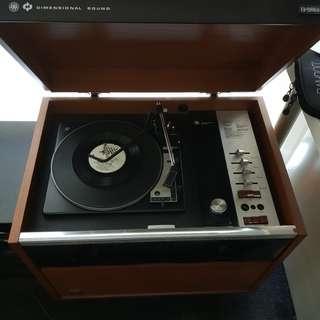 AWA Vintage Turntable